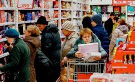 Столичные торговые центры в январе зафиксировали приток покупателей