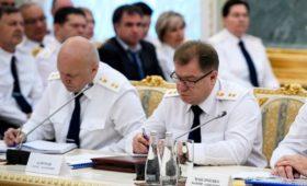 Начальники «главков» Генпрокуратуры подали рапорты об увольнении