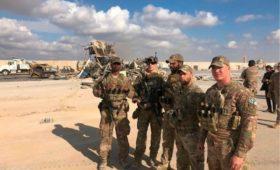 В Пентагоне заявили о намерении сохранить американские войска в Ираке