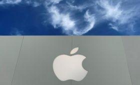 Акции Apple достигли рекордной цены $300