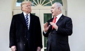 Трамп предложил признать Палестину и Израиль двумя государствами. Главное