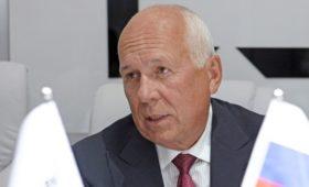 Чемезов снова попросит власти создать оператора промышленных отходов