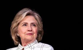 Клинтон предупредила о «вмешательстве» России в выборы в пользу Трампа