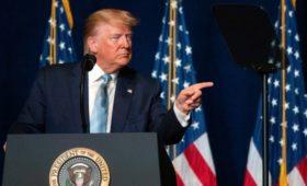 Трамп пригрозил взыскать с Ирака деньги за вывод американских войск