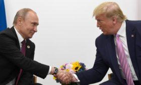 СМИ узнали об обругавшем генерала Трампе из-за пропущенного звонка Путина