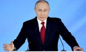 Кремль объяснил идею Путина о голосовании для изменения Конституции
