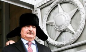 Хафтар согласился вернуться в Москву для переговоров по Ливии
