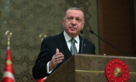 Эрдоган объявил об отправке турецких солдат в Ливию