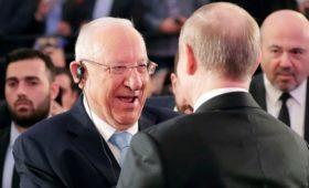 Песков пояснил слова президента Израиля о еврейской бабушке в доме Путина