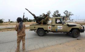 Нефтяная компания Ливии объявила о форс-мажоре из-за блокировки портов