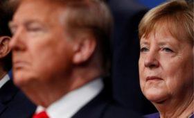 Меркель заявила о снижении внимания США к Европе