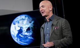 Безос за три дня вернул лидерство в списке Forbes богатейших людей мира