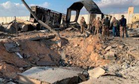 Пентагон опроверг попытки скрыть данные о раненых при обстреле в Ираке