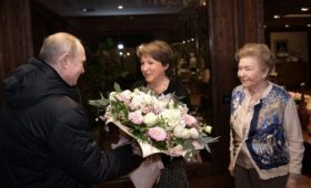 Путин лично поздравил младшую дочь Ельцина с днем рождения