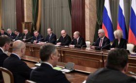 Путин назначил новых вице-премьеров