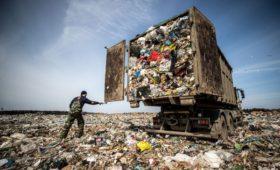 Живущих рядом с полигоном «Ядрово» освободят от платы за вывоз мусора