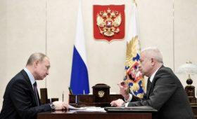 Алекперов сообщил Путину об окне возможностей после саммита с Африкой
