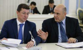 Мишустин назначил Топилина председателем правления Пенсионного фонда