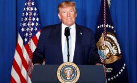 Трамп отказался считать убийство Сулеймани «началом войны»