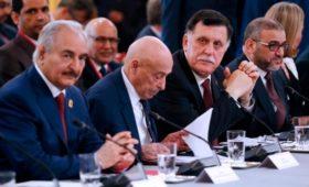 Хафтар и Сарадж встретятся в Москве для подписания соглашения о перемирии