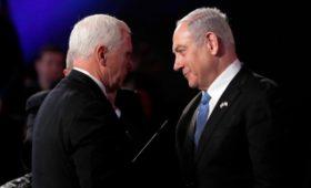 Палестина предостерегла Израиль и США от заключения «сделки века»