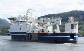 После ввода санкций США к «Северному потоку-2» пришло судно-инспектор