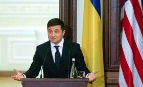 Зеленский пригласил США разрабатывать шельф Черного моря