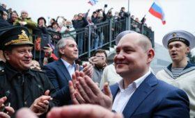 ЕС ввел санкции против севастопольского губернатора и главы кабмина Крыма