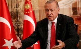 Эрдоган заявил о «потере терпения» из-за действий России в Идлибе