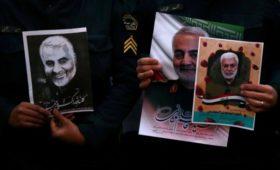 Иран назвал Германию соучастником США из-за слов об убийстве Сулеймани