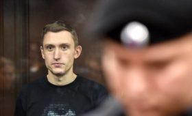 КС поручил пересмотреть приговор фигуранту «московского дела» Котову