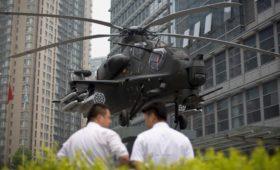 SIPRI сообщил об обогнавшем Россию по производству оружия Китае