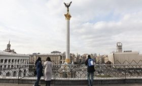 Киев в стратегии нацбезопасности предложил «гасить» конфликт с Россией