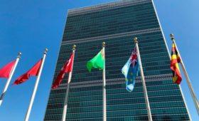Семь стран лишили права голоса в ООН за неуплату