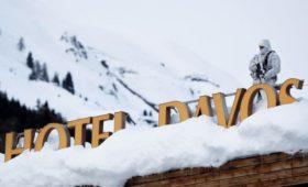 На форум в Давосе приедут больше 100 миллиардеров