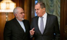 Лавров выразил соболезнования главе МИД Ирана в связи с гибелью генерала