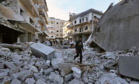 Кремль ответил на обвинения Эрдогана в нарушении договоренностей по Сирии