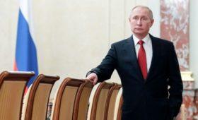 Кремль опубликовал указ об отставке правительства