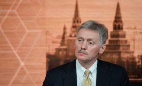 Песков ответил на сообщения о возможных досрочных выборах в Госдуму