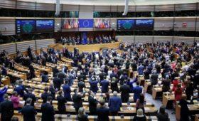Европарламент одобрил соглашение с Лондоном о Brexit