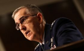 Пентагон заявил об угрозе отставания от армий России и Китая