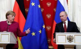 Меркель потребовала завершить «Северный поток-2» после ввода санкций США