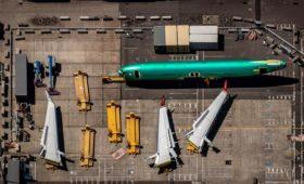 Минфин США оценил замедление роста ВВП страны из-за проблем у Boeing