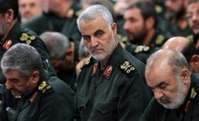 В Багдаде убит иранский генерал Сулеймани