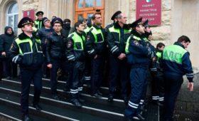 Противостояние власти и оппозиции в Абхазии