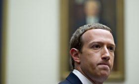 Состояние Цукерберга упало на $5 млрд после квартального отчета Facebook
