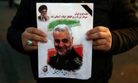 В Facebook сообщили об удалении записей в поддержку генерала Сулеймани