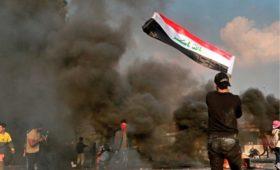 В Багдаде ракетами обстреляли район посольства США