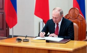 Кремль допустил оформление поручений Путина в виде отдельного закона