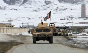 СМИ назвали упавший в Афганистане самолет военным бортом США